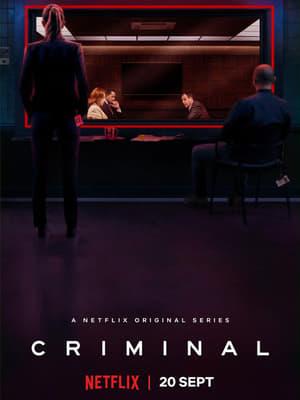Criminal 1ª Temporada Torrent, Download, movie, filme, poster