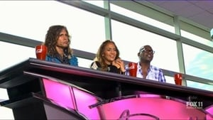 American Idol season 11 Episode 2