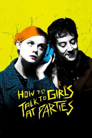 poster How to Talk to Girls at Parties