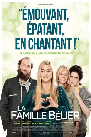 Poster The Bélier Family (2014)