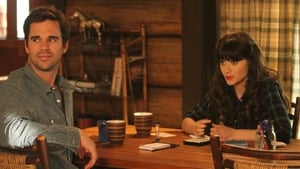 Episodio TV Online New Girl HD Temporada 2 E12 La cabaña