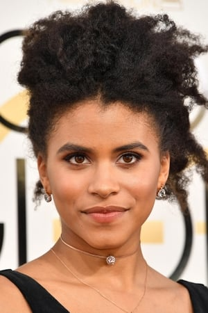 Zazie Beetz isNeena Thurman / Domino