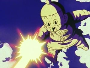 Dragon Ball Season 1 :Episode 90  Not the Dodonpa!!