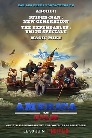 poster America: The Motion Picture