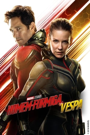 Homem-Formiga e a Vespa Torrent, Download, movie, filme, poster
