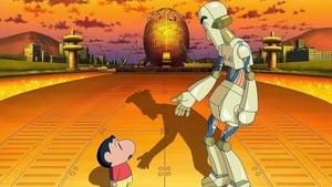 Shin Chan: Papá robot Español