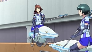 Cross Ange: Rondo of Angels and Dragons: 1×1