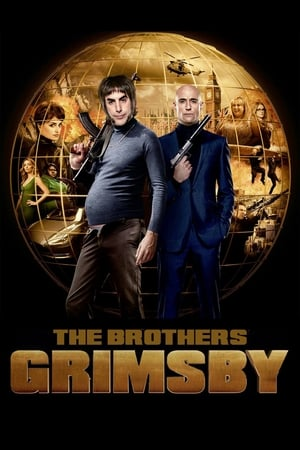 Poster Grimsby (2016)