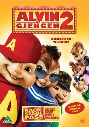Alvin Og Gjengen 2