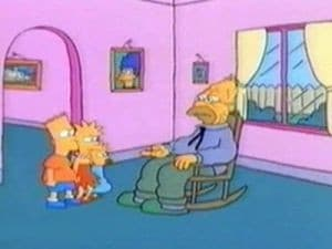 The Simpsons Season 0 : Grampa and the Kids