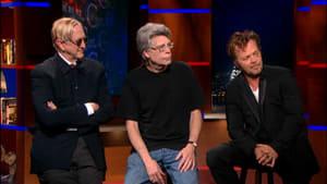 Stephen King, John Mellencamp, & T Bone Burnett