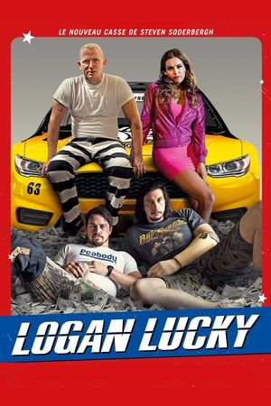 Logan Lucky film posters