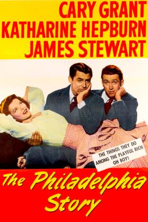 The Philadelphia Story film posters
