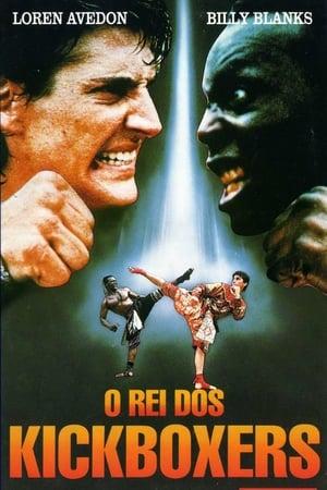 O Rei dos Kickboxers - Poster