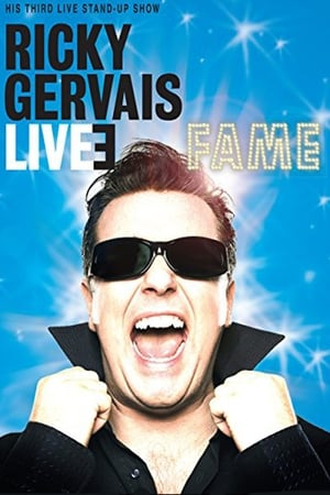 Watch Ricky Gervais Live 3: Fame Online