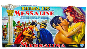 Italian movie from 1960: Messalina
