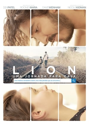 Lion – A Longa Estrada Para Casa Torrent, Download, movie, filme, poster