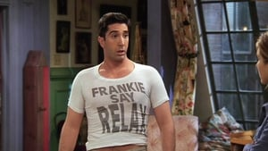 Friends Season 3 :Episode 19  The One with the Tiny T-Shirt