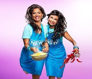 My Kitchen Rules Season 4 :Episode 4  Jessie & Biswa (NSW)