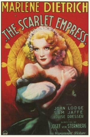 Poster The Scarlet Empress
