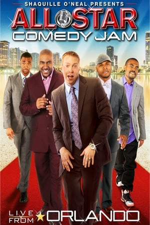 All Star Comedy Jam: Live from Orlando poster