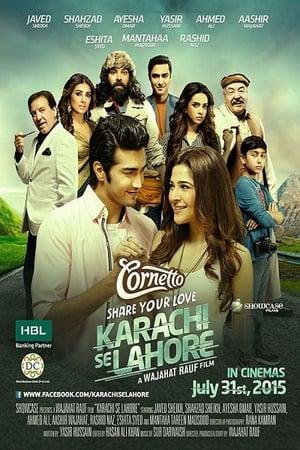 Karachi se Lahore 2015 Full Movie Download HD 720p