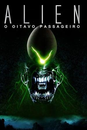 Alien, o 8º Passageiro - Poster