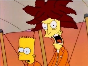 The Simpsons Season 7 :Episode 9  Sideshow Bob's Last Gleaming