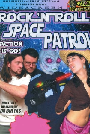 Rock 'n' Roll Space Patrol Action Is Go!