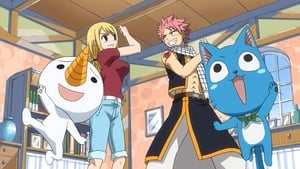 Fairy Tail Season 1 :Episode 3  Infiltrate the Everlue Mansion