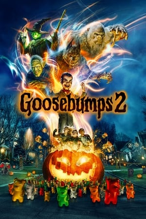 Goosebumps 2: Haunted Halloween-Caleel Harris