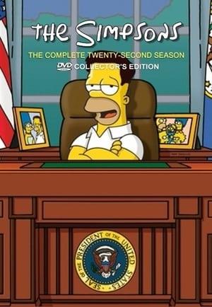 Os Simpsons 22ª Temporada  Bluray 720p Dublado Torrent Download