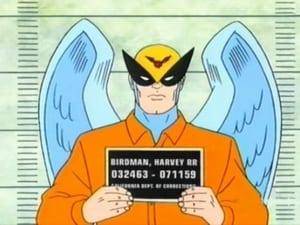 Harvey Birdman, Attorney at Law: 1×8