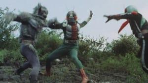 Kamen Rider Season 2 :Episode 33  V3 in Danger! Riders One and Two Return!!