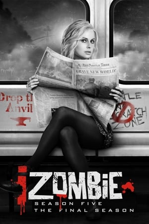 Baixar iZombie 5ª Temporada (2019) Dublado e Legendado via Torrent