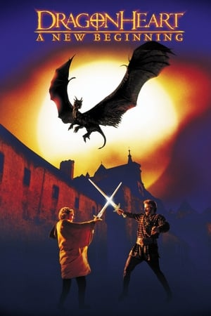 Poster DragonHeart: A New Beginning (2000)