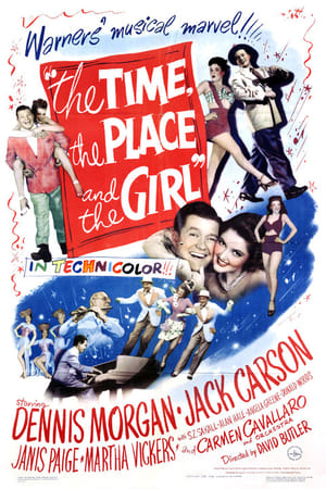 Poster The Time, The Place and The Girl