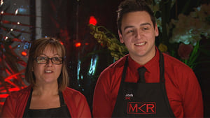 My Kitchen Rules Season 6 :Episode 11  Rose & Josh (VIC, Group 2)