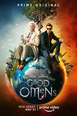 Good Omens 1ª Temporada Torrent, Download, movie, filme, poster