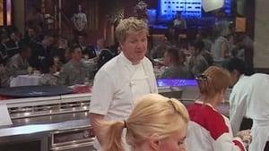 Piekielna kuchnia Gordona Ramsaya: Sezon 3 Odcinek 3