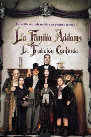 Ver La familia Addams: La tradición continúa (1993) Online