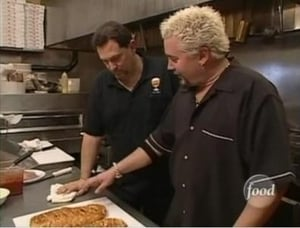 Diners, Drive-Ins and Dives: 1×2