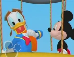 Mickey Mouse Clubhouse: Season 1 Episode 4