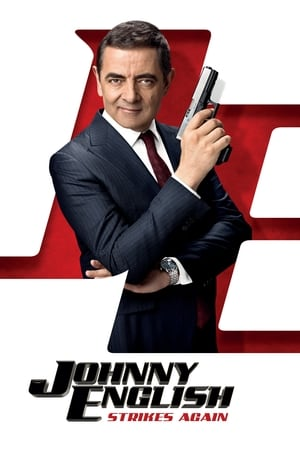 Poster Johnny English Strikes Again (2018)