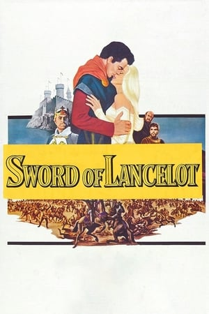Poster Lancelot and Guinevere (1963)