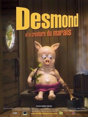 Desmond et la créature du marais