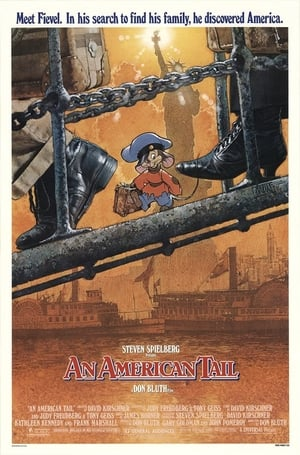 An American Tail (1986) is one of the best movies like Coraline (2009)