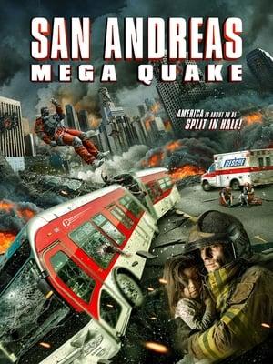 Mega trzęsienie w San Andreas