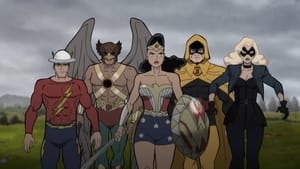Captura de Justice Society: World War II (2021)