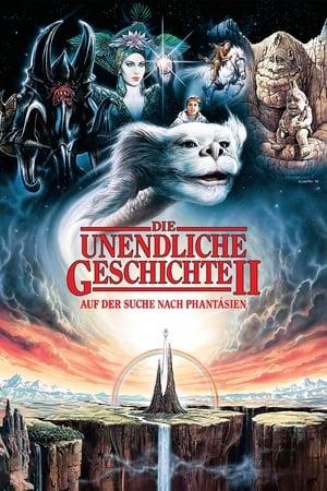 Die unendliche Geschichte II - Auf der Suche nach Phantásien Film
